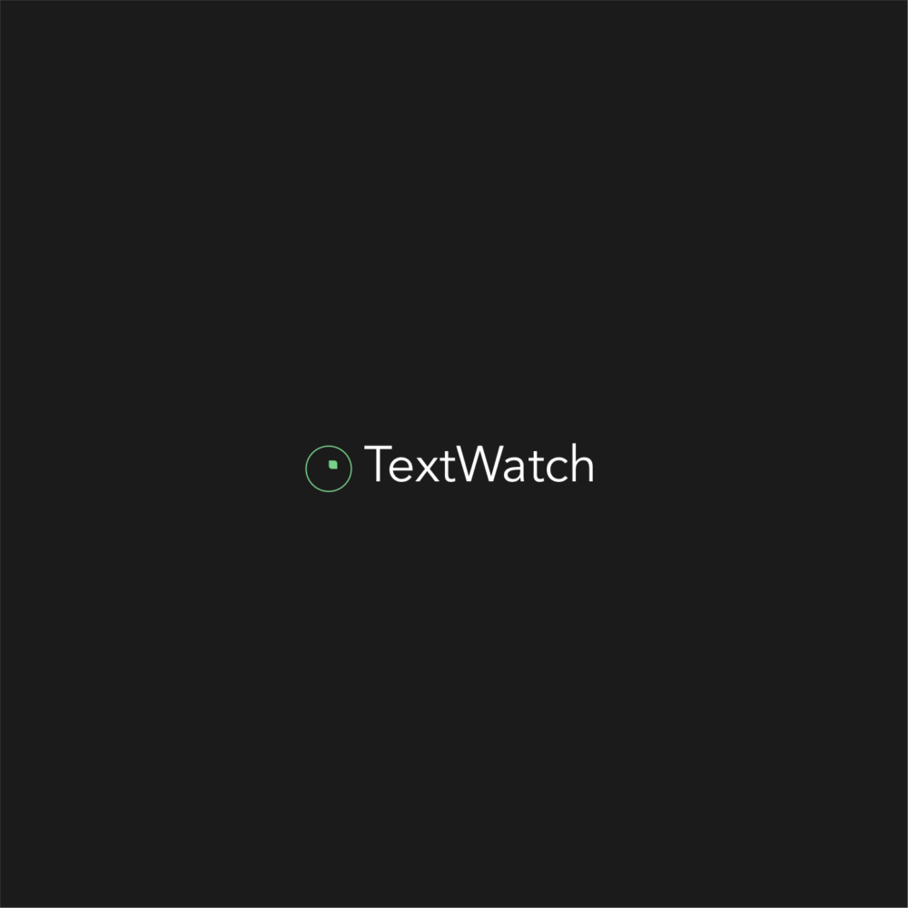 TextWatch – Style up your watch face